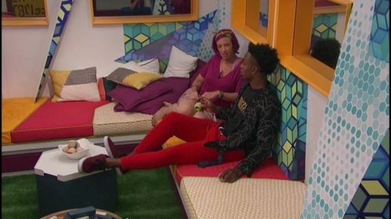 Big Brother 20 Angie and Chris