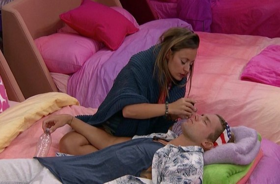 Big Brother 20 Kaitlyn Herman and Tyler Crispen