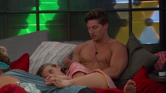 Big Brother 20-Haleigh Broucher, Brett Robinson, and Tyler Crispen