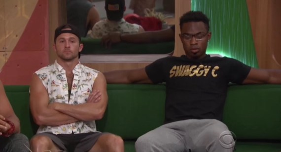 Big Brother 20 Swaggy C and Winston Hines