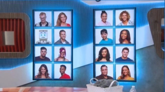Big Brother 20 Memory Wall