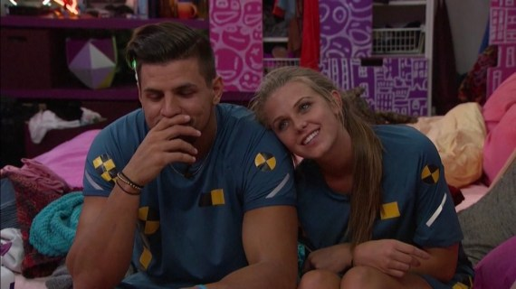 Big Brother 20 Haleigh and Faysal