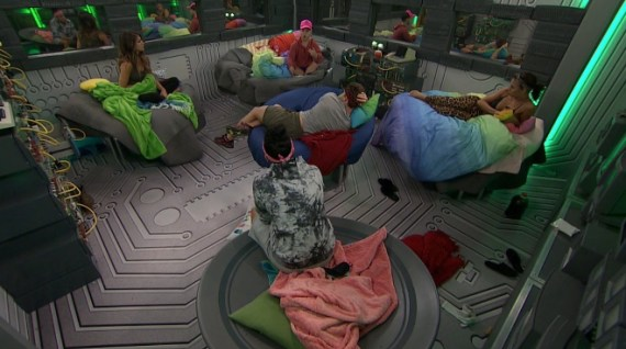 Big Brother 20 Level 5