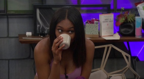 Big Brother 20-Bayleigh Dayton