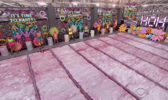 Big Brother 20 HOH Competition