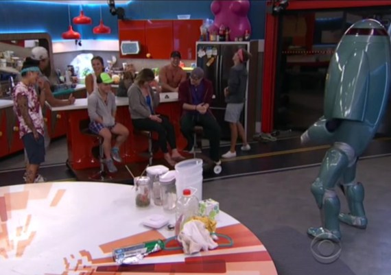 Big Brother 20 Zingbot