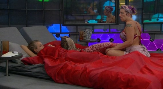 "Big Brother 20 Angie ""Rockstar"" Lantry and Haleigh Broucher"