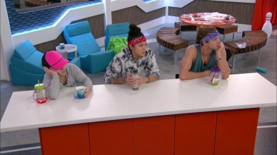 Big Brother 20 Final Three