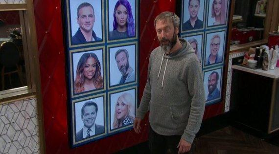 Tom Green on Celebrity Big Brother 2