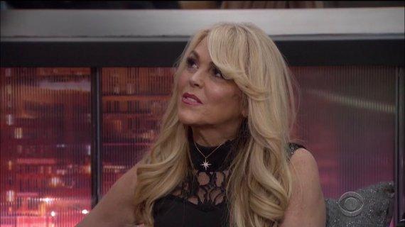 Celebrity Big Brother 2-Dina Lohan