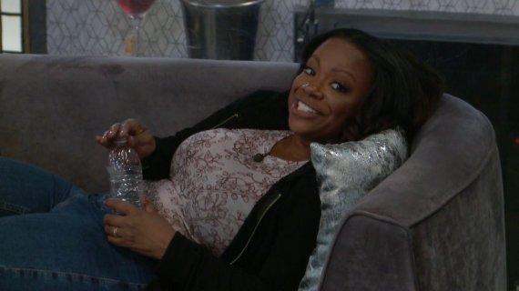 Celebrity Big Brother 2-Kandi Burruss