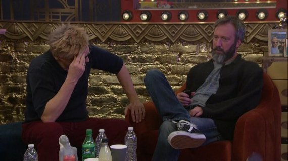 Celebrity Big Brother 2-Kato Kaelin and Tom Green