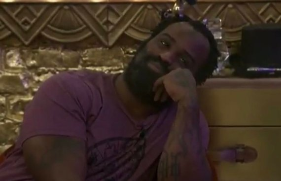 Celebrity Big Brother-Ricky Williams