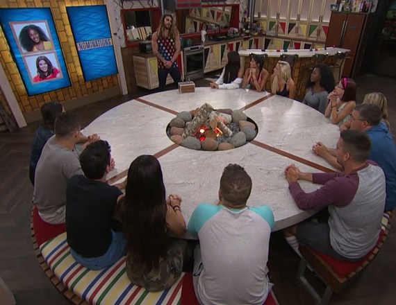 Big Brother 21 Nominations