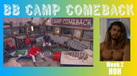 Big Brother 21 Camp Comeback
