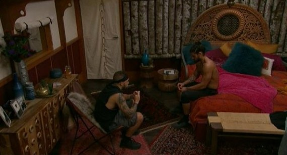 Big Brother 21 Live Feeds Recap Day 19-9