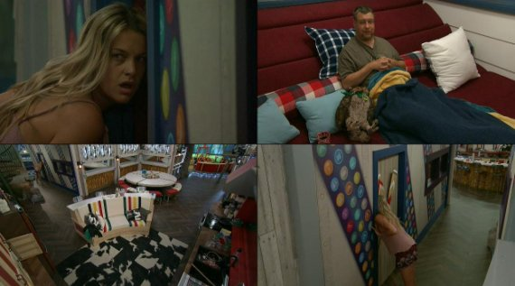 Big Brother 21 Live Feeds Recap Day 21-2