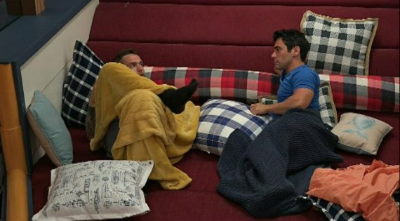 Big Brother 21 Live Feeds Recap Day 22-5