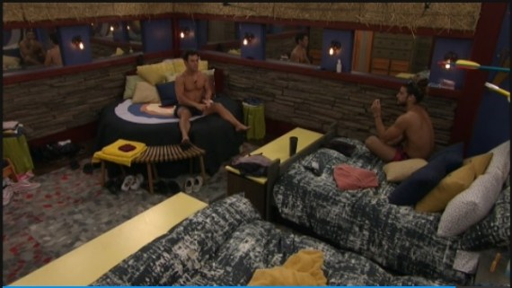 Big Brother 21 Live Feeds Recap Day 28-5