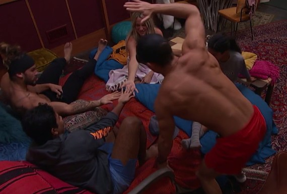 Big Brother 21 Fam Five