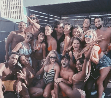 Big Brother alumni celebrate Big Brother 21 Finale