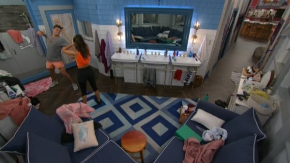 Big Brother 21 Spoilers Live Feeds Recap Day 95-3