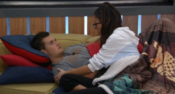 Big Brother 21 Live Feeds Recap Day 97-1