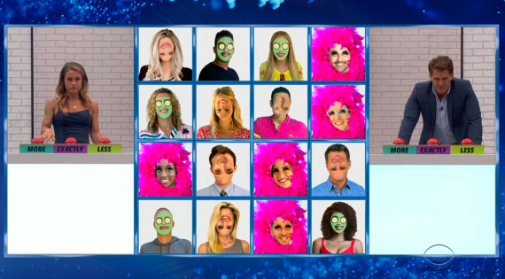 Big Brother All-Star HOH Comp