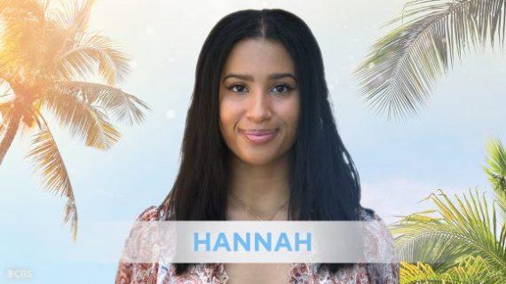 Big Brother 23 Cast-Hannah Chaddha