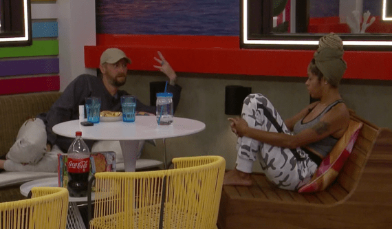 Frenchie Talks With Tiffany About Votes Big Brother 23