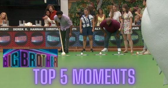 Big Brother 23 Top 5 Moments Episode 4