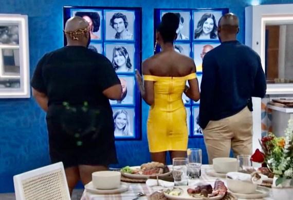Big Brother 23 Final 3: Derek Frazier, Azah Awasum, and Xavier Prather