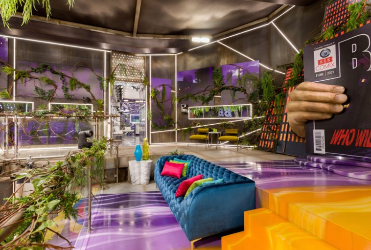 50 Amazing Photos Of Big Brother Canada 9 House - BBCAN9