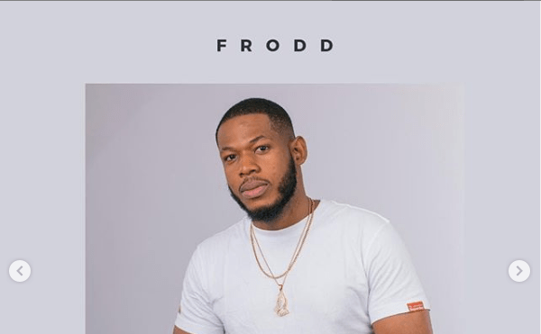 ABOUT FRODD BBNAIJA BIOGRAPHY, PROFILE AND LIFESTYLE | PICTURE OF ...