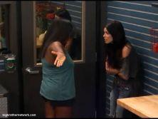 Big Brother 13 Kalia and Daniele