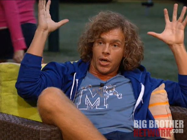 Big Brother 14 – Willie and Frank fight