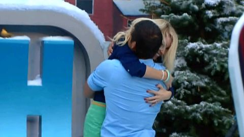 Big Brother 14 - Shane wins HoH