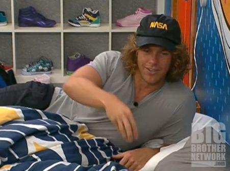 Big Brother 14 - Frank retelling Veto picks