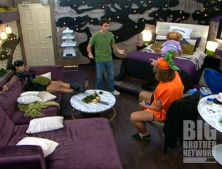 Big Brother 14 - Frank & Ian after Veto comp