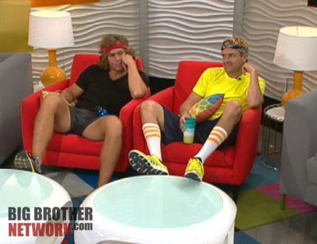 Big Brother 14 - Frank and Boogie