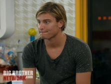 Big Brother 14 - Wil after Veto