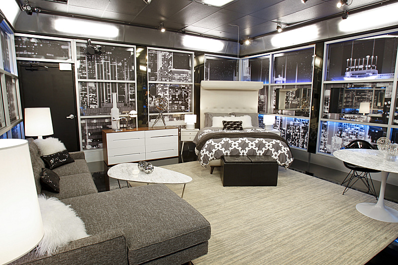BIG BROTHER 15 – HoH room