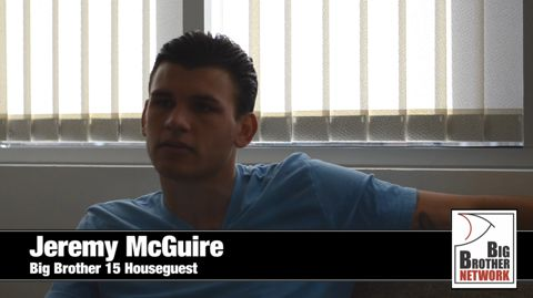 Jeremy McGuire - Big Brother 15 HG