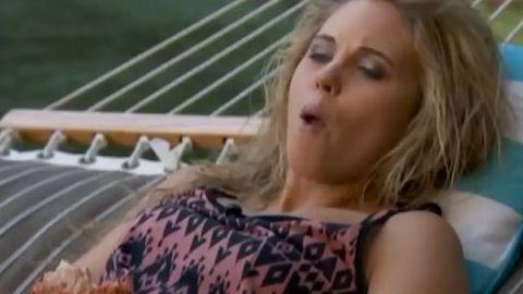 Aaryn Gries on Big Brother 15