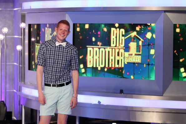 Andy wins Big Brother