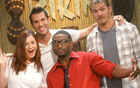 Big Brother Houseguests on 'The Bold & The Beautiful'