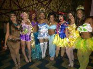 GinaMarie and the Disney Princesses