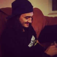 Hanging out with McCrae