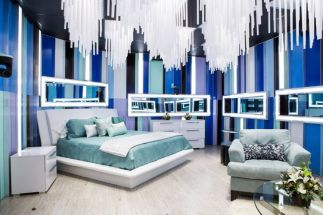 Big Brother Canada 2 house - HoH room