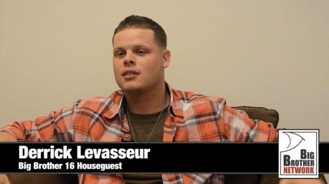 Derrick Levasseur